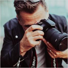 Photographes et vidéastes
